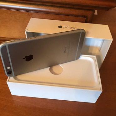 Телефон высший Айфон 6 16г отличное в Бишкек