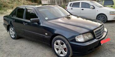Mercedes-Benz в Кыргызстан: Mercedes-Benz C 180 1.8 л. 1999 | 311000 км