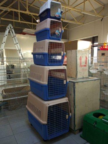 Контейнера -боксы для перевозки собак и кошек в Бишкек