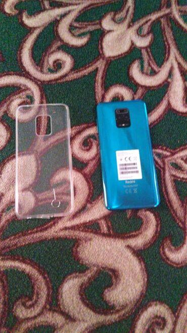 Redmi note 9 s 4 64 телефон в идеальном состоянии без царапины каробка