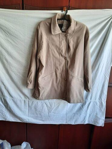 Женская куртка /велюр/ (Германия) Размер-50/52 (новая) Цена-3000