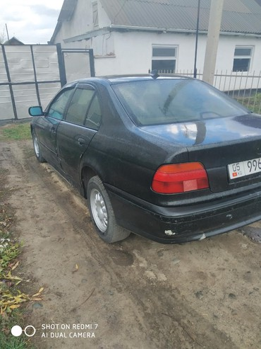520 бмв в Кыргызстан: BMW 520 1997