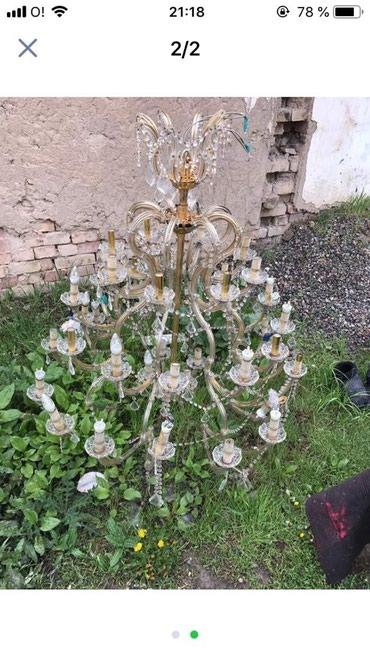Продаю люстру для залов люстра в Бишкек