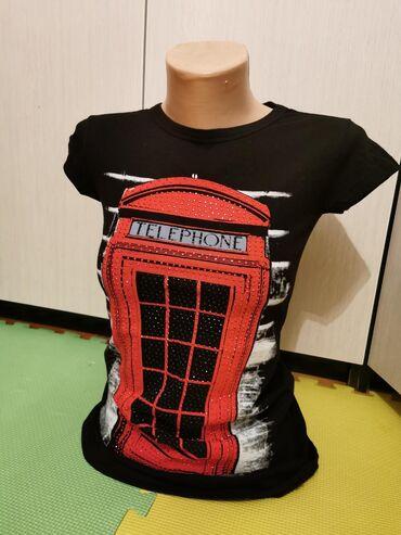 Majica velicina m - Srbija: Majica S velicine, uska, prati liniju tela