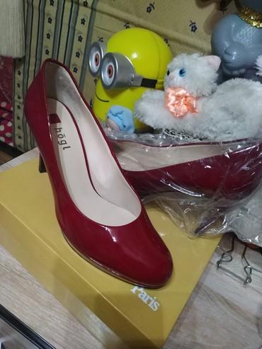 Италия туфли  размер 39 в Бишкек