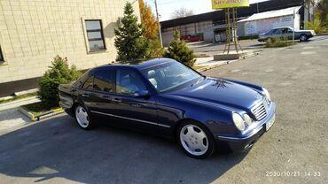 двигатель мерседес 124 2 3 бензин в Кыргызстан: Mercedes-Benz E 320 3.2 л. 2001