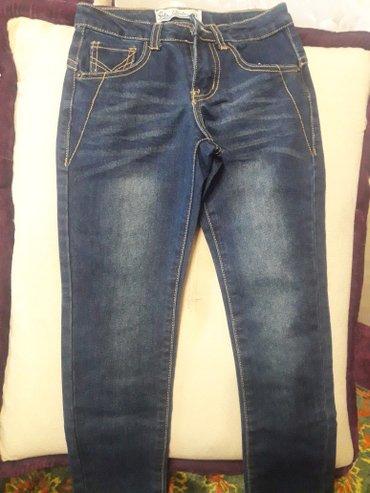 Продаю джинсы на девочку 6-7 лет в Бишкек