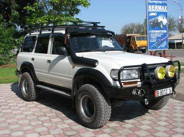 Продаю СИЛОВЫЕ БАМПЕРА на джипы. в Бишкек
