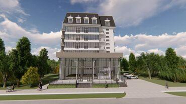 юг 2 бишкек в Кыргызстан: Сдается здание под бизнес и офис6 - этажей с мансардойЦокольный этаж