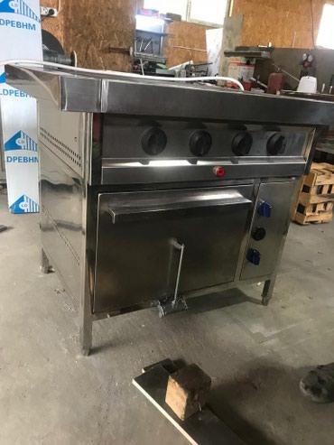 Электро-плиты с духовкой и без в Бишкек