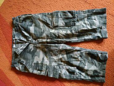 Maskirne pantalone - Srbija: Maskirne bermude 12-13godina