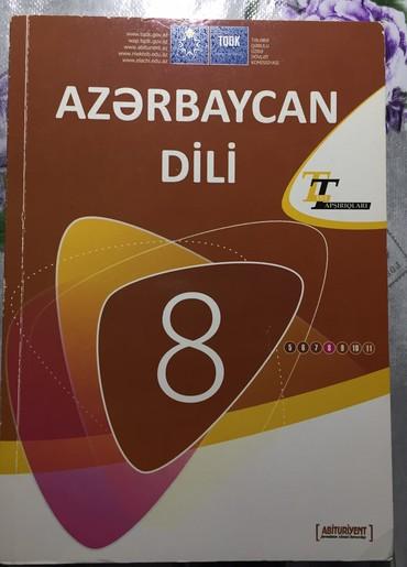 - Azərbaycan: Azerbaycan dili 8ci sinif test