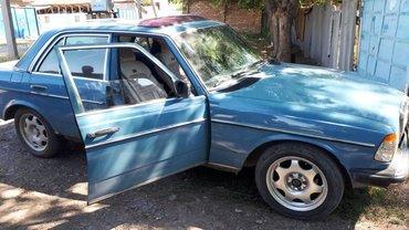 dvigatel mersedes 123 в Кыргызстан: Mercedes-Benz E 230 2.3 л. 1983