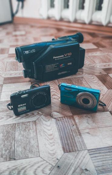 Видеокамера Panasonic V10 в Бишкек