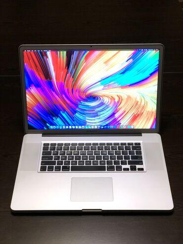 Noutbuk və netbuklar - Azərbaycan: Apple MacBook Pro 17 inch (Anti-Glare Display)Xahiş edirəm diqqətlə