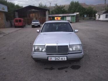 Транспорт - Гульча: Mercedes-Benz W124 2.3 л. 1990 | 235680 км