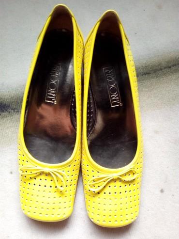 Prelepe kožne cipele kao nove. - Belgrade