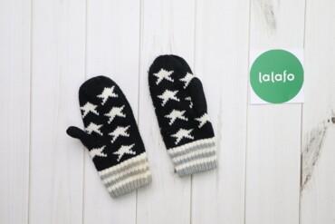 Жіночі рукавиці з зірками Flouse Accessories    Довжина: 22 см  Стан
