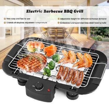 Kuhinjski aparati | Arandjelovac: Elektricni roštiljSamo 2.490 dinara.Porucite odmah u Inbox