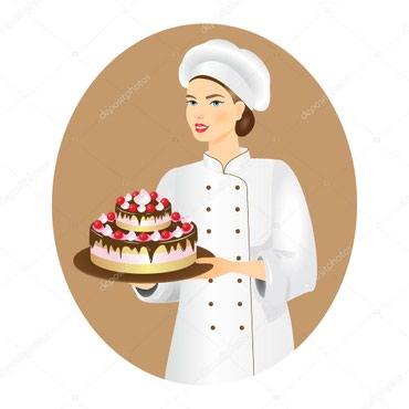 """Требуется пекарь кондитер в булочный цех """"Сладости Азии"""" в Бишкек"""
