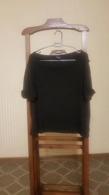 женская рубашка размер м в Кыргызстан: Женский топ Madeline. Размер М (европейский 38-й). Состав: 95%