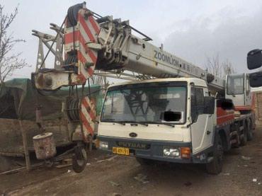 На заказ, Авто кран 25 тонн, 44 метр в Бишкек