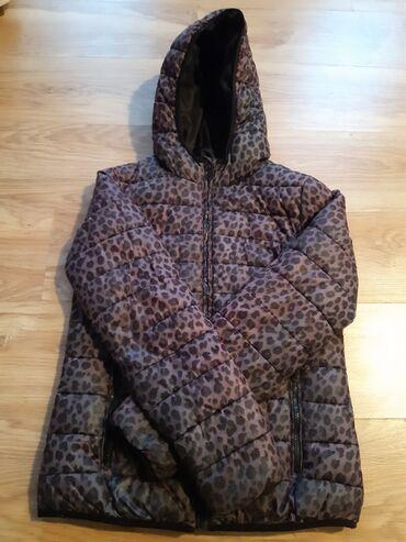Zensko odelo - Srbija: Zenska jakna za prelazni period, bez ostecenja, pise da je od 12-14