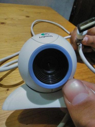 Prodajem kameru marka Logitech nova kamera uvoz iz nemacke - Beocin