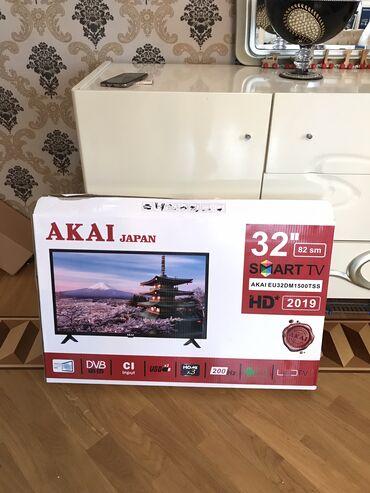 aka - Azərbaycan: Televizor,Teze upakovka Smart Wi-fi son model 2020 Wi-fi