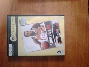 Ostale igre i konzole | Srbija: Originalno pakovanje za NBA Live 08
