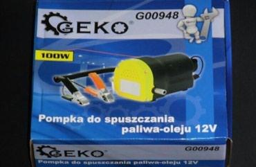 Pumpa za pretakanje goriva 12v -100w- - Beograd
