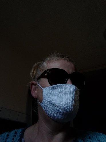 MASKE PROTIV VIRUSA. Pamucne maske perive mogu se koristiti vise puta