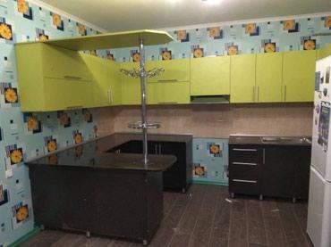 Мебель кухонная на заказ любой сложности!    Стаж работы 15лет !  ; в Бишкек