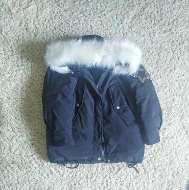 Женские куртки в Каинды: Продам зимнюю куртку!  Цена 500 сом
