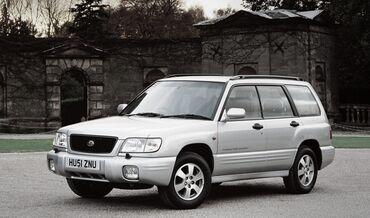 купить номер на авто бишкек в Кыргызстан: Subaru Forester 2 л. 2003