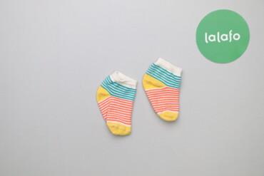 Детская одежда и обувь - Украина: Дитячі шкарпетки у смужку    Довжина стопи: 9 см  Стан гарний, є сліди