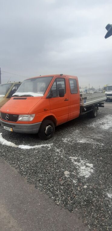 Mercedes-Benz Sprinter 2.9 л. 1998 | 206000 км