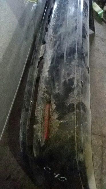 Задний бампер BMW e46 всбори с усилитилям.привазной в Бишкек