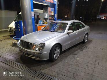 Mercedes-Benz E-Class 0.5 л. 2002 | 280000 км