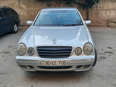 bmw 525 1997 - Azərbaycan: Mercedes-Benz E 230 2.3 l. 1997 | 284120 km