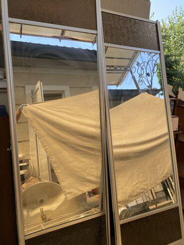 1196 объявлений: Дверцы купе на колесиках ! с зеркалами ! 66 см на 200 метра! Только