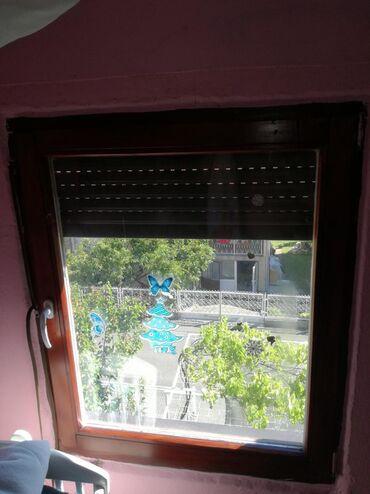 Drva - Srbija: 100x120 vakum prozor drveni