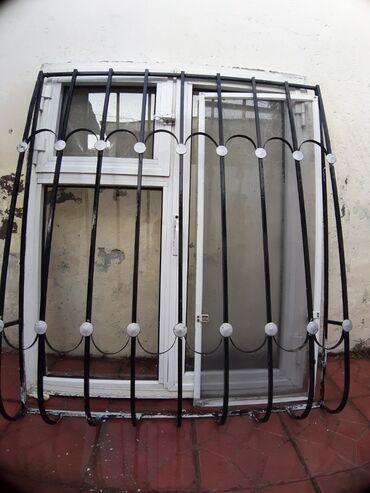 pencere - Azərbaycan: Pencere Satılır Rewotkasi ile birge normal veziyyetde.Aliminiumdur eni