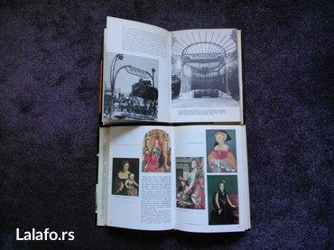 Četiri knjige iz oblasti umetnosti : - Belgrade