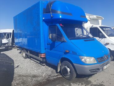 Mercedes-Benz Sprinter 2.7 л. 2001 | 380000 км