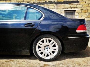 bmw-sedan - Azərbaycan: BMW 7 series 3 l. 2006   224000 km