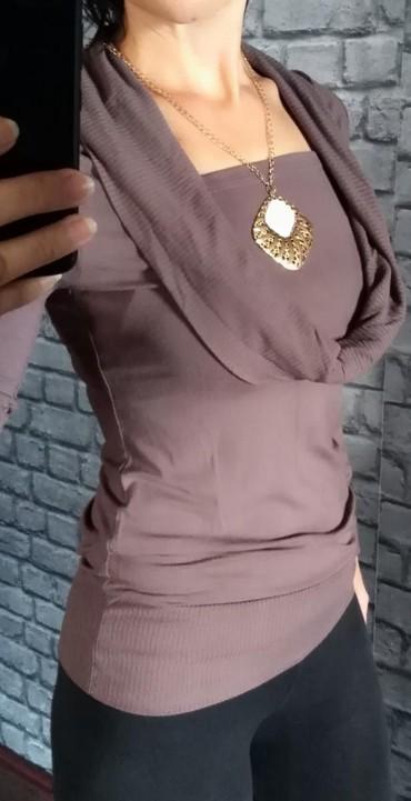 Prelepa ženska tunika univerzalne veličine. Turski proizvodjač. - Ruma - slika 2