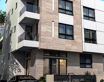 Djeram,stan 53m2 bez terase, vrhunskog kvaliteta gradnje,hrastov - Beograd