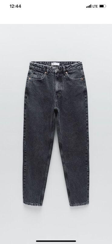 Zara джинсы  Размер 34