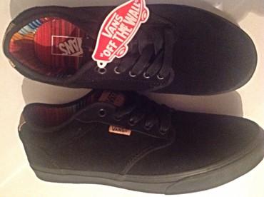 Кроссовки и спортивная обувь в Чаек: Продам VANS OFF THE WALL ALL BLACK . Цена 8500(торг ) Все предложения